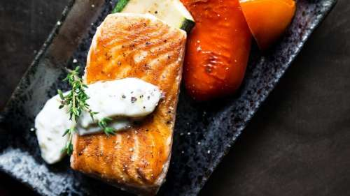 Are you team seafood? Then definitely give the pescatarian diet a shot!