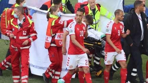 Euro cup: दिग्गज फुटबॉलर एरिक्सन मैच के दौरान हुए बेहोश, हालत स्थिर