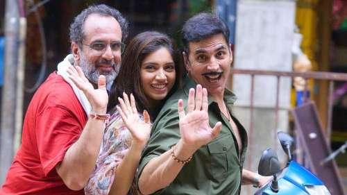 Akshay Kumar की फिल्म Rakshabandhan की शूटिंग मुंबई में हुई पूरी, फोटो शेयर कर एक्टर ने की टीम की तारीफ