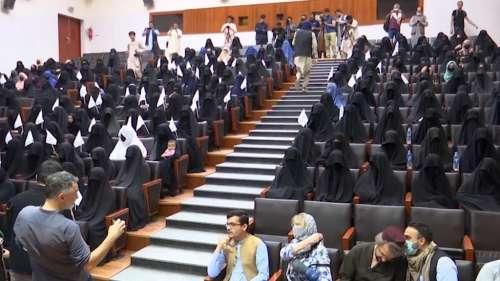 Afghanistan: হিজাব বাধ্যতামূলক, ছেলেদের সঙ্গে আফগানিস্থানে একসাথে বিশ্ববিদ্যালয়ে পড়া নিষিদ্ধ হল মেয়েদের
