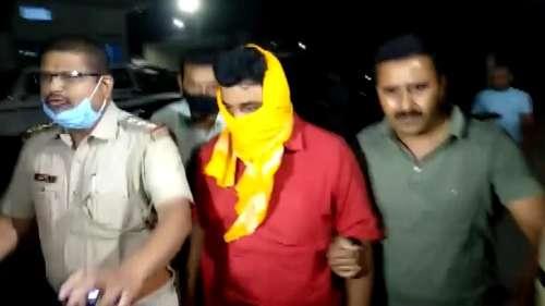 बलिया केस: मुख्य आरोपी धीरेंद्र लखनऊ से गिरफ्तार, आज कोर्ट में पेशी