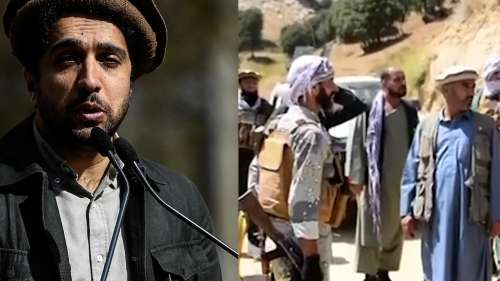 Afgahnistan: যুদ্ধ শেষ করতে চায় প্রতিরোধ বাহিনী, তালিবানকে আলোচনার প্রস্তাব মাসুদের