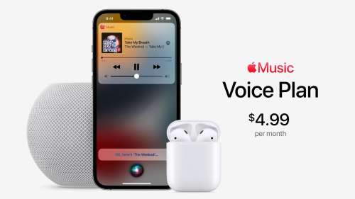 Apple announces Apple Music Voice Plan at ₹49/month: what's the catch?