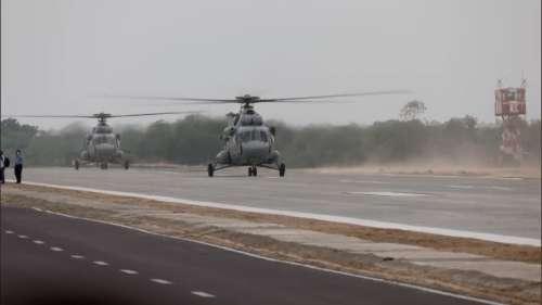 Highways now IAF's runways