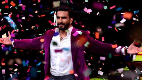 In a promo of 'The Big Picture', Ranveer Singh calls himself 'husband of the century'