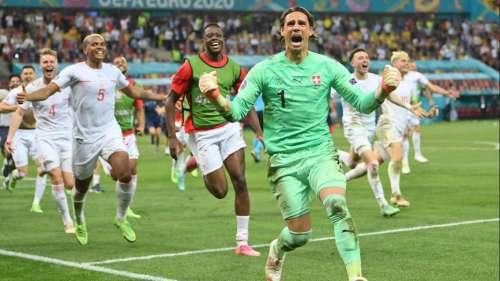 EURO 2020: स्विट्जरलैंड ने किया टूर्नामेंट में सबसे बड़ा उलटफेर, एमबाप्पे की एक गलती से फ्रांस बाहर