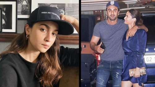 Here's why Alia Bhatt is donning black cap she 'stole' from Ranbir Kapoor