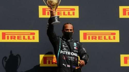 F1 Teams & drivers condemn racist abuse towards Lewis Hamilton
