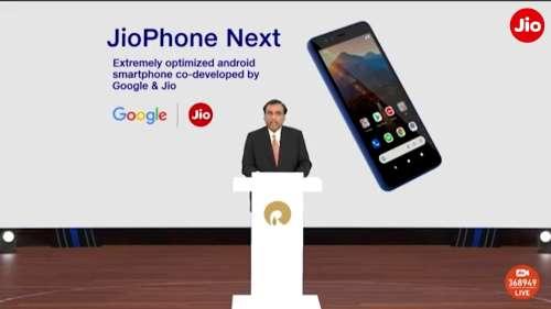 JioPhone Next specs tipped via Google Play listing: report