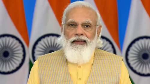 Hundreds brought from Afghanistan despite challenges: PM Modi