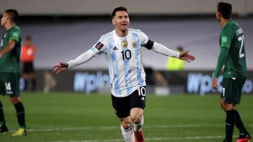 World Cup qualifiers: Lionel Messi breaks Pele's goalscoring record