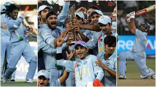 T20 World Cup 2021: Relive India's 2007 World T20 triumph