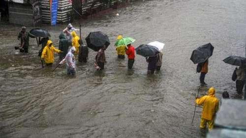 Rain batters Maharashtra