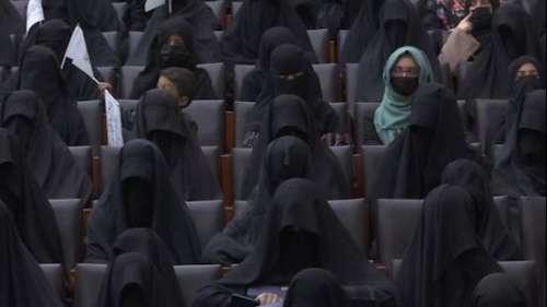 Taliban: अफगानिस्तान में यूनिवर्सिटी जा सकेंगी महिलाएं, पर तालिबान ने रखी हैं ये शर्तें