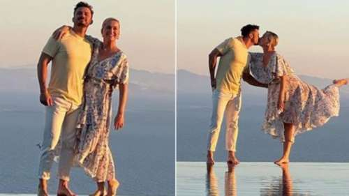 Popstar Katy Perry spends quality time with Orlando Bloom in Turkey, see pics