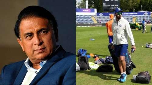 Sunil Gavaskar wants KL Rahul to be groomed as future India captain