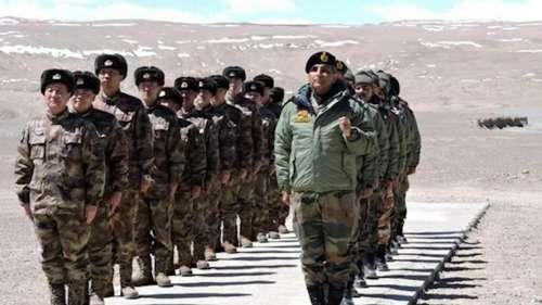 India Vs China: 31 जुलाई को हुई बैठक रही सकारात्मक, दोनों देश गोगरा हाइट्स से सेना हटाने को सहमत