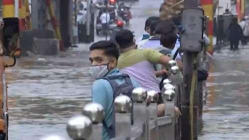 Mumbai rain fury: water supply hit, Mumbaikars asked to boil drinking water