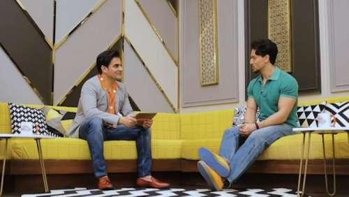 Fan asks Tiger Shroff if he is a virgin, his reply has a Salman Khan twist