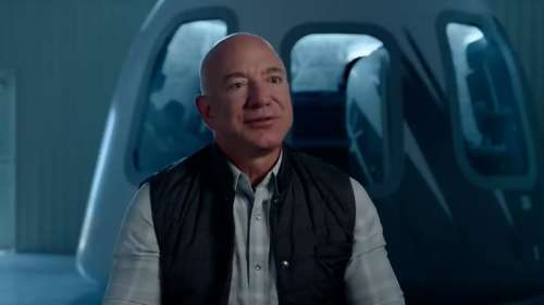 Jeff Bezos offers NASA $2 billion discount for moon lander contract