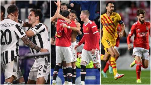Champions League: Defending Champs Chelsea lose, Barcelona stunned in a night of upsets