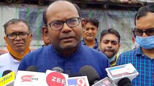 BJP : লক-আপে মৃত্যু দলীয় কর্মীর, অভিযোগ বিজেপির; মৃতের বাড়িতে সায়ন্তন
