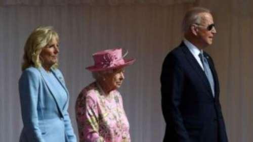 'Queen reminded me of my mother': Joe Biden after royal meet