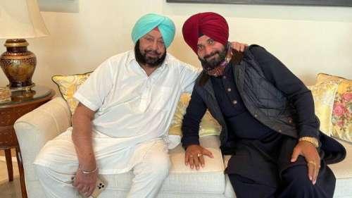 Truce finally? Punjab CM Amarinder Singh will attend Navjot Sindhu's inauguration event