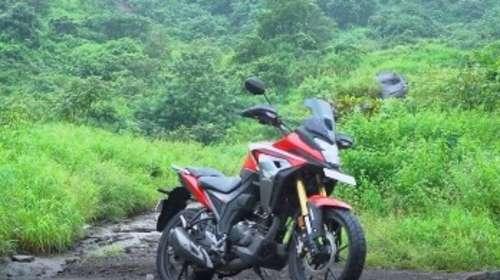 Honda CB200X review