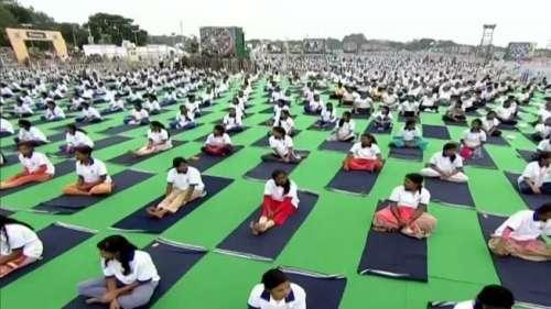International Yoga Day to go virtual this year: govt