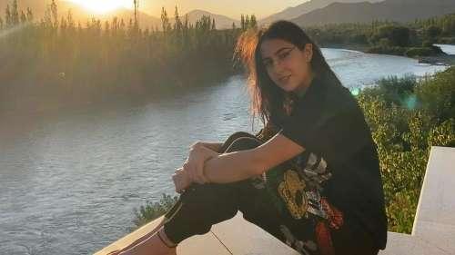 Sara Ali Khan gives us a peek into her Ladakh getaway, see pics