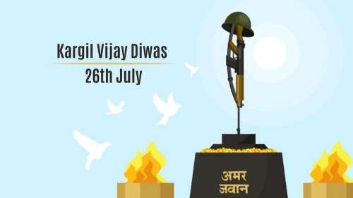 22nd Kargil Vijay Diwas: Remembering our brave soldiers