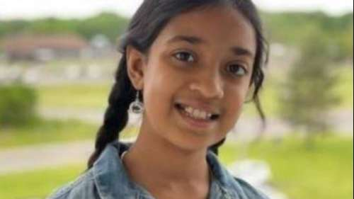 11-year-old Indian-American girl ranked one of brightest students in world