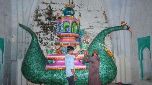 Religious processions won't be allowed during Muharram: UP govt