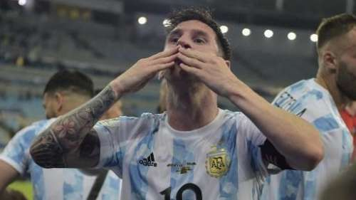 Facebook made an epic translation slip on Lionel Messi's post after Argentina win Copa America