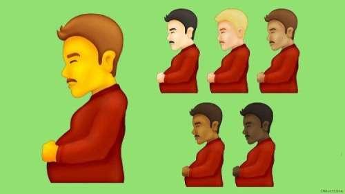 Pregnant man, multiracial handshake: all the new emojis coming soon!