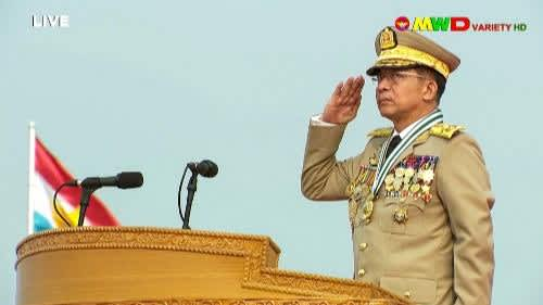 Coup leader becomes PM