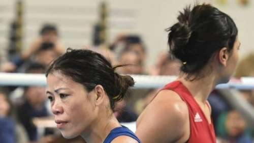 Why Mary Kom refused to shake hands with Nikhat after win
