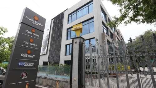 IT raids at multiple premises of Dainik Bhaskar, Opposition targets govt