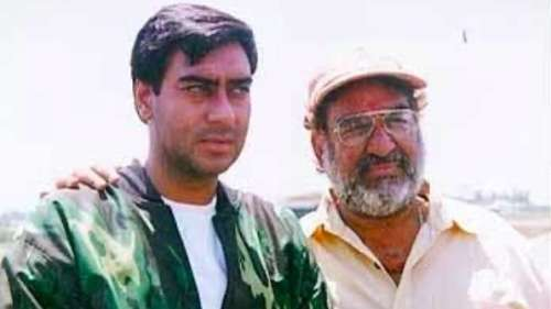 Ajay Devgn remembers his late father on Guru Purnima: 'fortunate to get lessons from him'