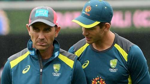 Tim Paine backs under-fire coach Langer for their Ashes defense