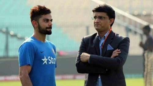 Virat Kohli to quit T20I captaincy: decision made keeping in mind future roadmap, says Ganguly