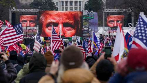 US beefs up security to avoid Capitol violence repeat in run-up to Trump rally