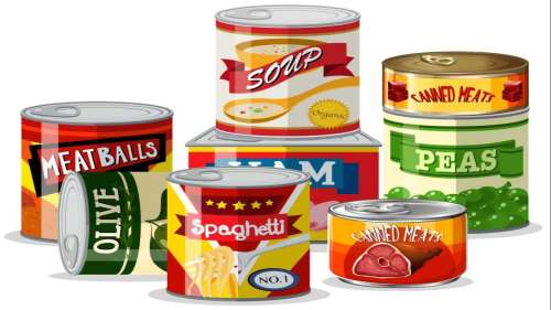 Eating food straight out of a can? Let's discuss its good, bad and ugly!