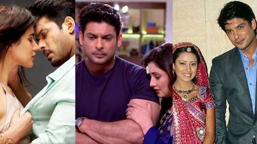 Sidharth Shukla dies at 40: here's a look at the actor's memorable performances