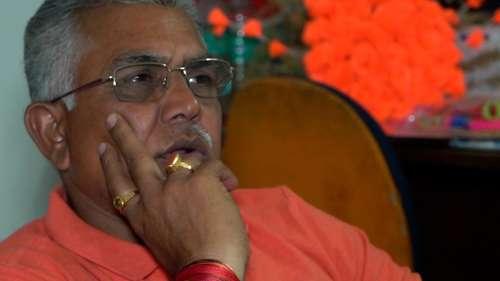 Babul Supriyo: বাবুলের তৃণমূলে যোগদান নিয়ে মুখ খুলতে নারাজ দিলীপ