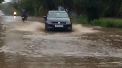Rain Havoc: राजस्थान में बारिश का कहर, कई शहर जलमग्न और सैंकड़ो एकड़ फसल बर्बाद