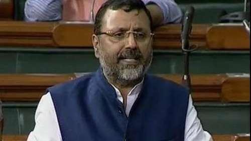 BJP सांसद निशिकांत का आरोप- TMC सांसद ने 'बिहारी गुंडा' कहा, महुआ बोलीं-वो मीटिंग में थे ही नहीं