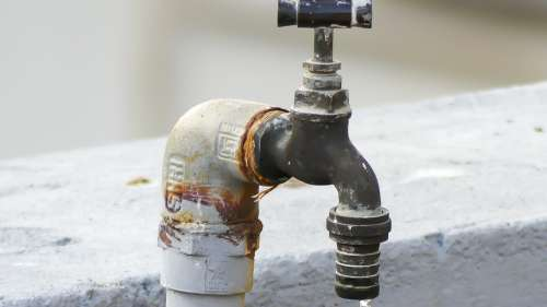 Preventing water wastage