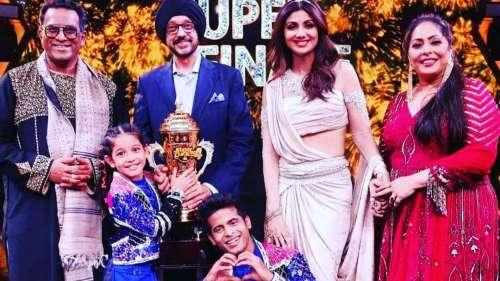 'Super Dancer 4': Florina Gogoi from Assam lifts trophy, awarded ₹15 lakh
